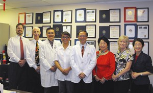 Dr. Thomas Lee Clinic Staff1